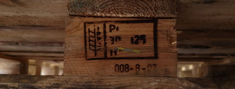 ISPM 15 Holz Export