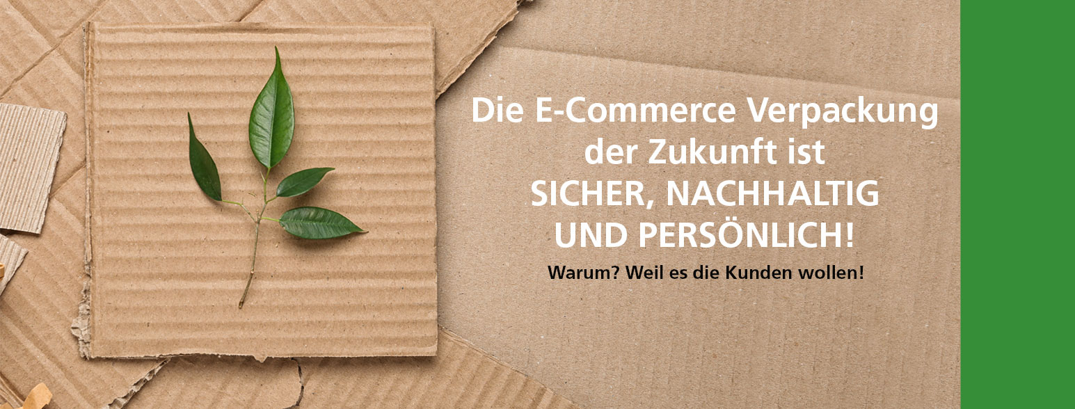 Verpackung E-Commerce